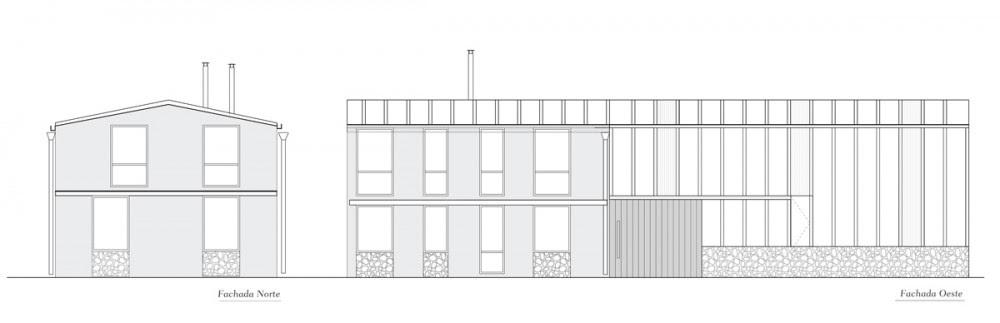 Casa Barn - Oficina Informal, Arquitectura, diseño, casas