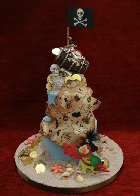 Pirate Cakes   Top Nosh Cakes