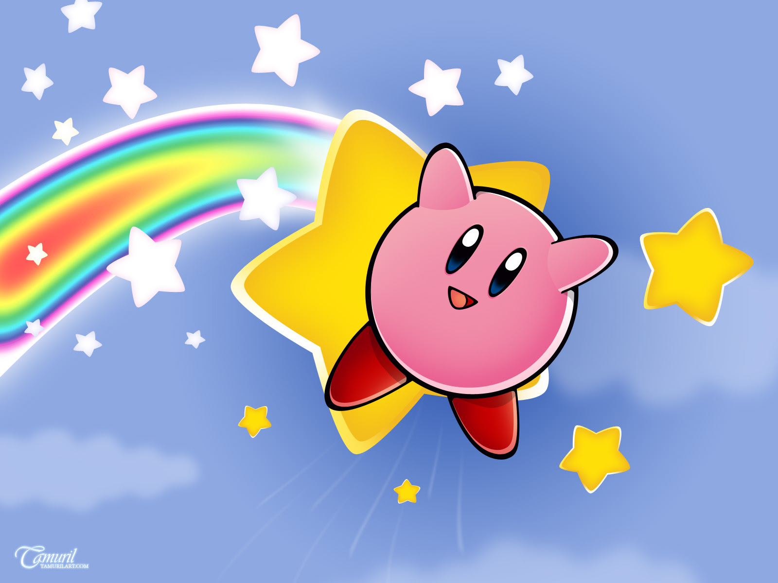 Another Kirby Wallpaper Kirbyfans Wallpaper 34568960 Fanpop