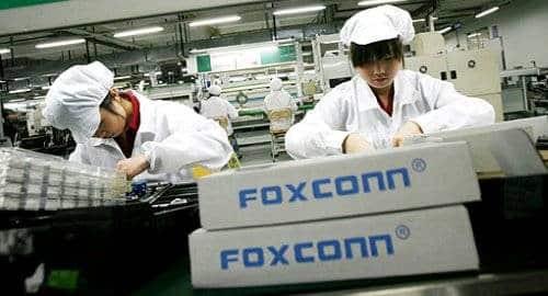 Apple é responsável pelos bons resultados trimestrais da Foxconn