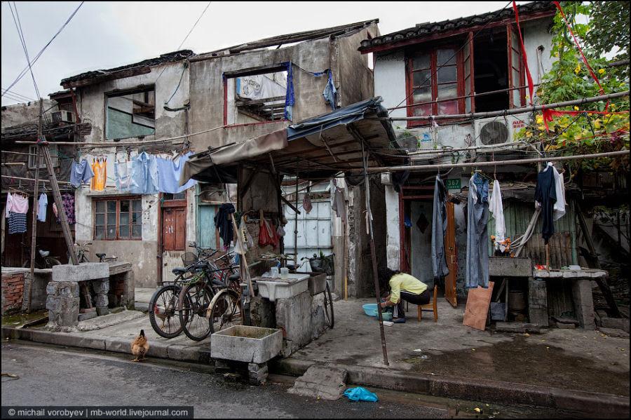 Favelas de Xangai 26
