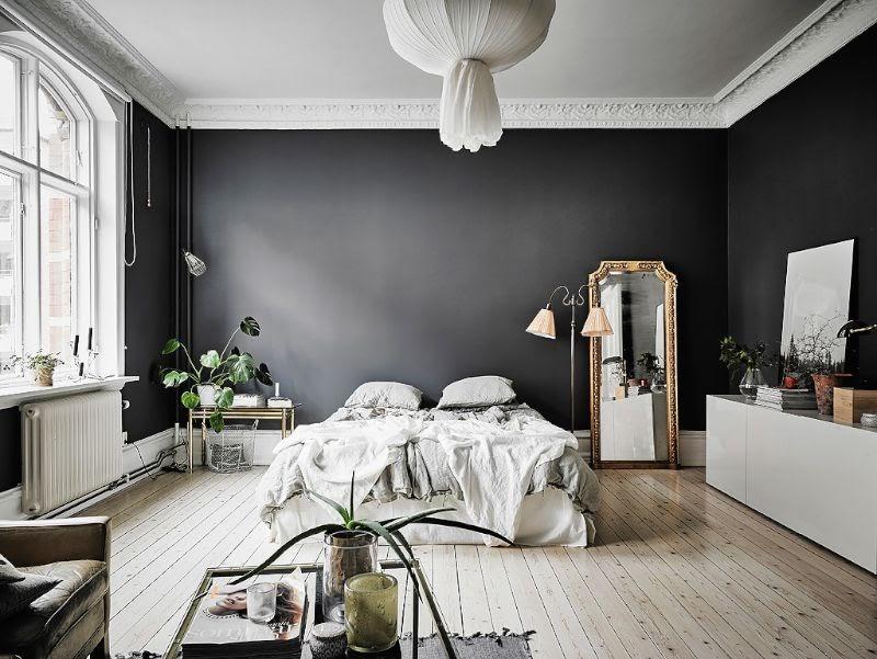 Ideas For Bedroom Inspiration Grey Walls wallpaper