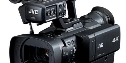 4K Portátil da JVC Chega em Março