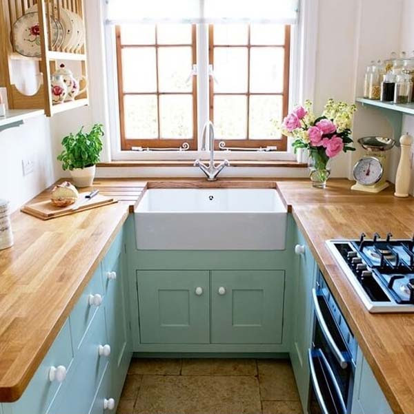 kitchen ideas: Kitchen Ideas U Shaped