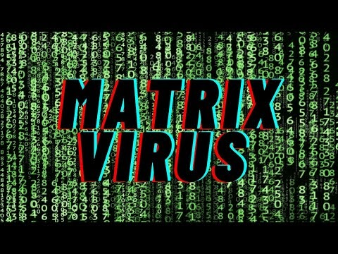 How to create an awesome fake Matrix Virus