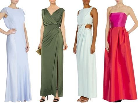 Wedding Guest Dress Spring Summer 2015 From Various Labels
