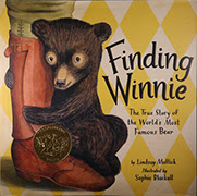 Book Cover: Finding Winnie: The True Story of the World's Most Famous Bear