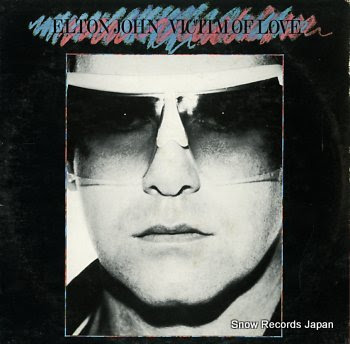 JOHN, ELTON victim of love