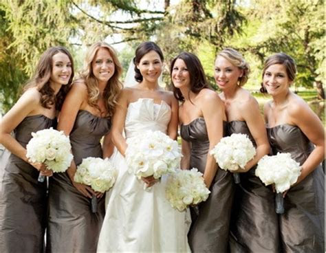1000  images about Bridesmaid dresses on Pinterest   Grey