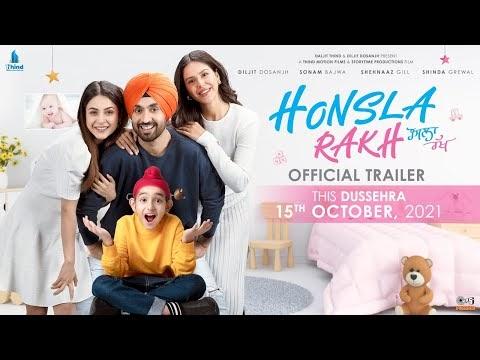 Honsla Rakh Movie Trailer
