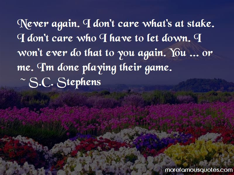 He Let Me Down Quotes Top 37 Quotes About He Let Me Down From