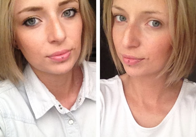 Belgium fashion blogger turn it inside out with and without make up no make up beauty foundation routine favorite beauty blogger now in this blog post