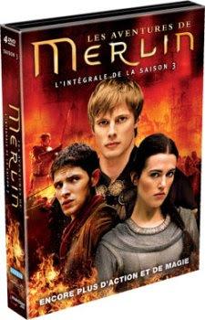 DVD MERLIN 3