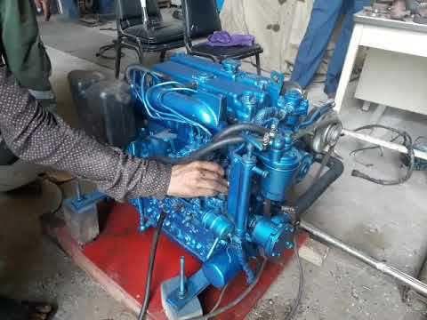 Hiverner son bateau 1/4 - Hivernage d'un moteur diesel