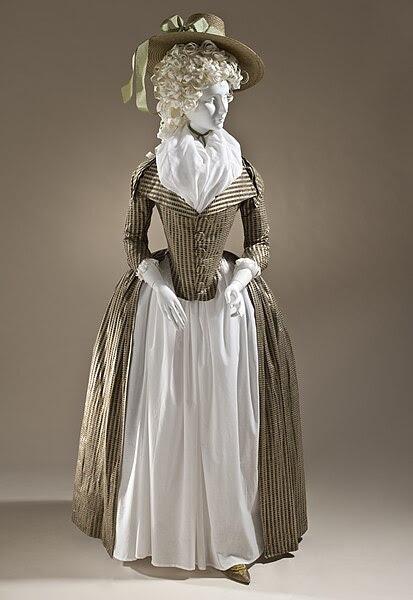 File:Woman's redingote c. 1790.jpg