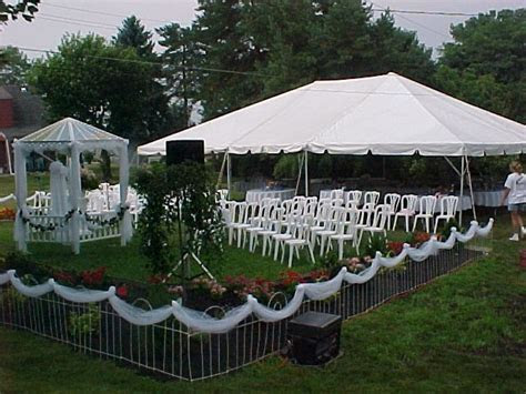 Image detail for  Outdoor Wedding Decorations With Tent