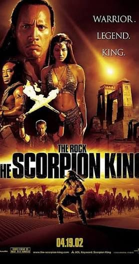 The Scorpion King (2002) 480p 720p BluRay Dual Audio (Hindi+English) Full Movie