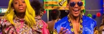 #BBNaija star, Diane gets a hot lap dance from Elozonam (video)