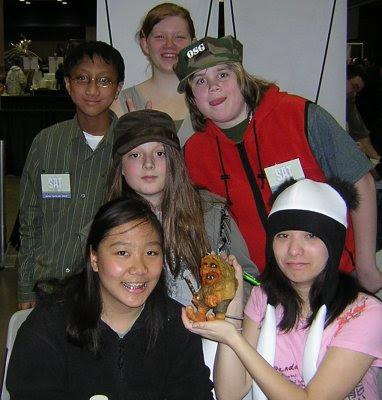 Greg's Students