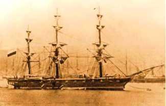 corbeta esmeralda