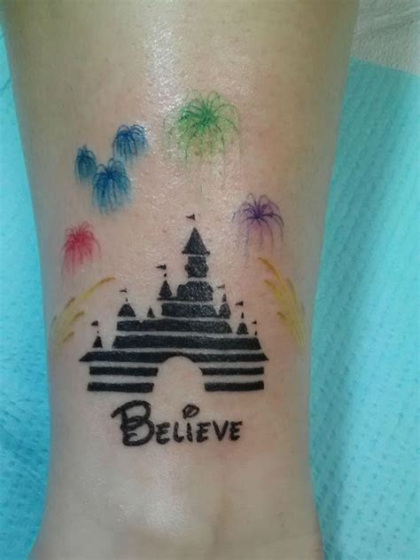 36 Awesome Disney Themed Tattoo Designs   Sortra