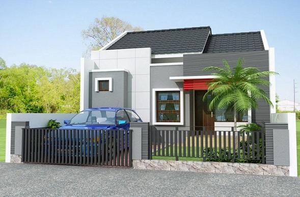 Pilihan desain terbaik rumah minimalis type 36 di ...