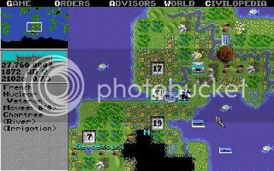 Civilization - Combat