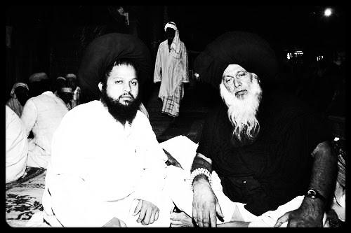 Rafiq Malang And Masoomi Baba in 2005 Ajmer by firoze shakir photographerno1