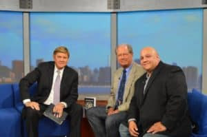 Mitch and Ken at WGN 4