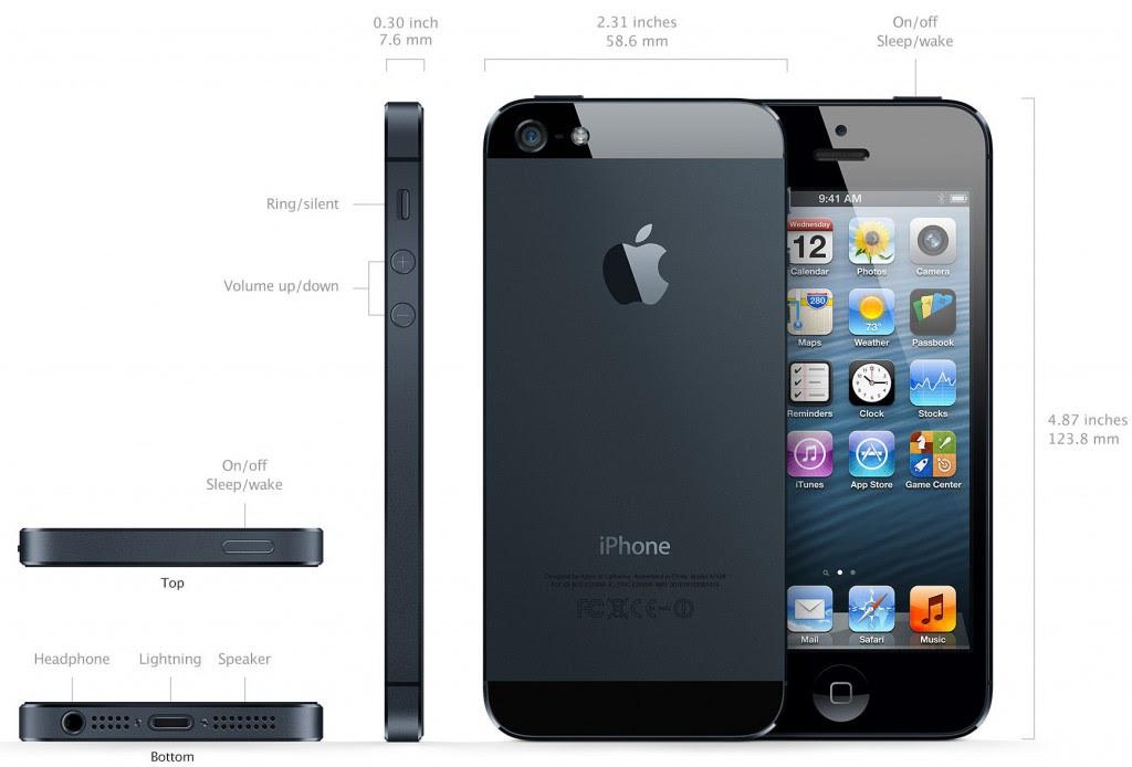 iphone 51 1024x694 آبل: لا نفكر بشاشة آيفون أكبر حالياً