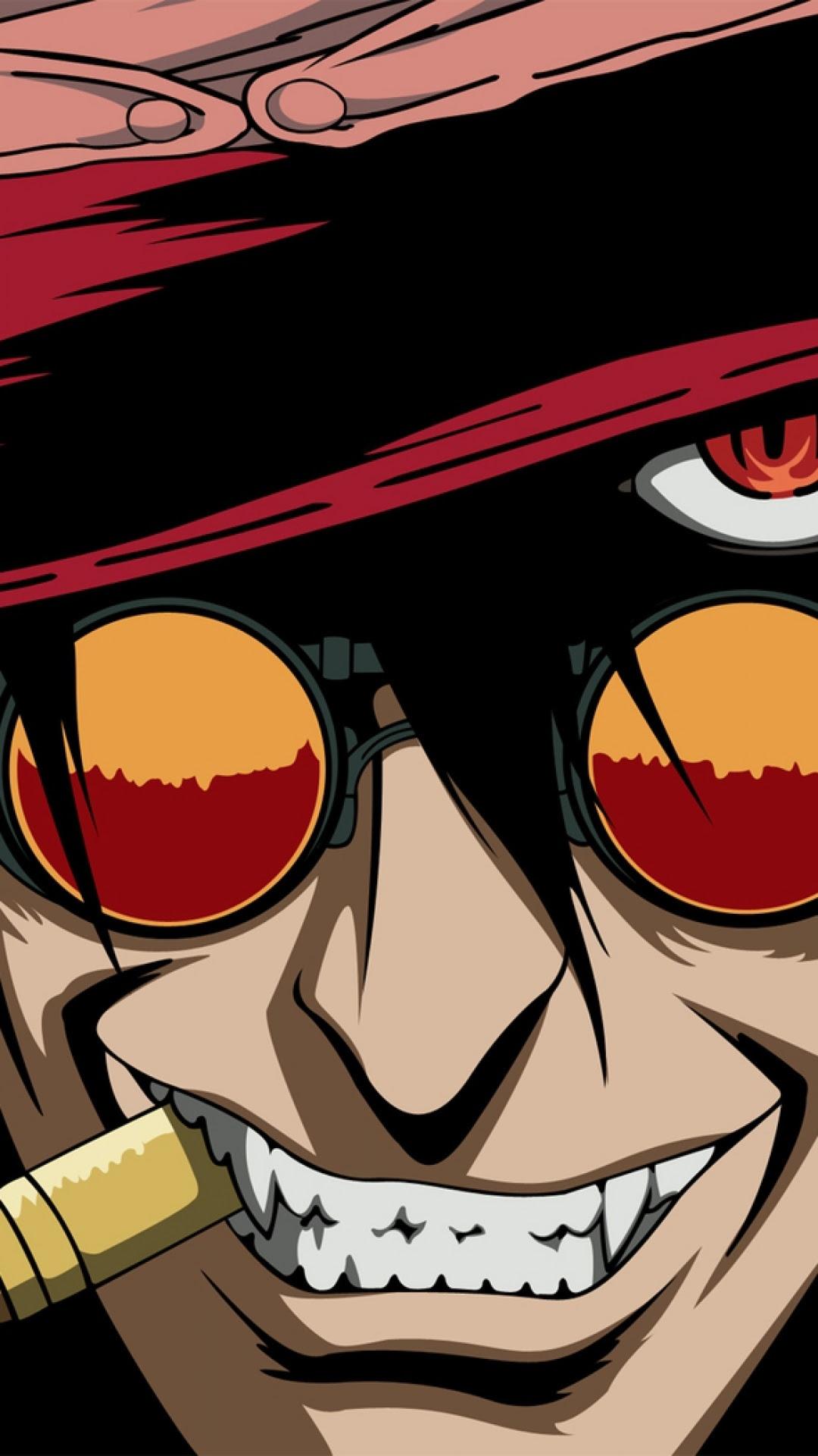 Alucard Hellsing anime - Best htc one wallpapers