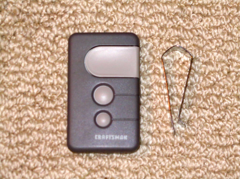 Craftsman Sears Remote 139.53879 Garage Door Opener ...