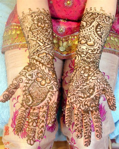 mehandesign: Indian Wedding Mehndi Design