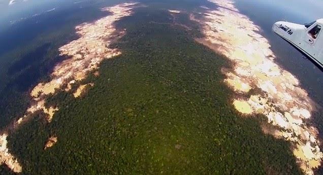 """""""Como meter un pedazo de desierto en el Amazonas"""""""