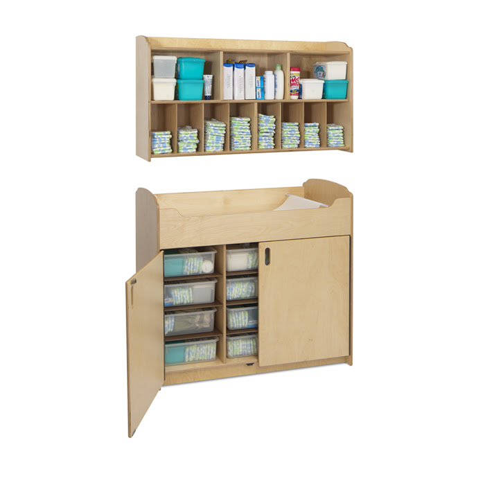 Foundations - Serenity™ Baby Changing Table 1773047 ...