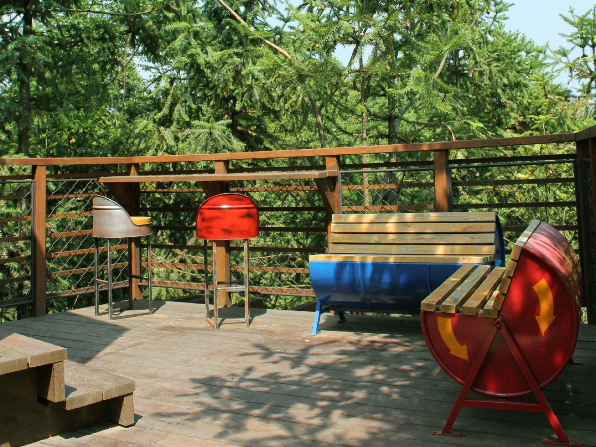 Reviews ZYJ Treehouse Land Huangshan Qiyun