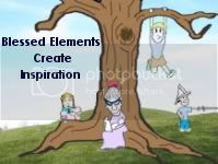 Blessed Elements Create