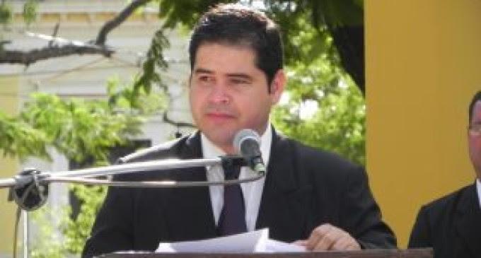 Resultado de imagen para El intendente de Concepción, Alejandro Urbieta