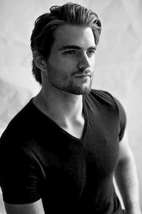 35 Mens Medium Hairstyles 2015 | The Best Mens Hairstyles ...