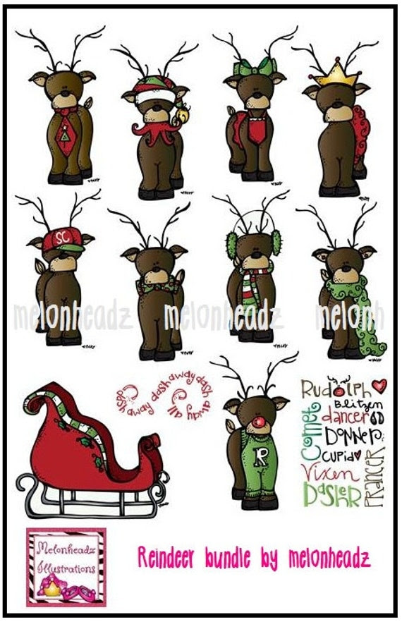 Reindeer bundle