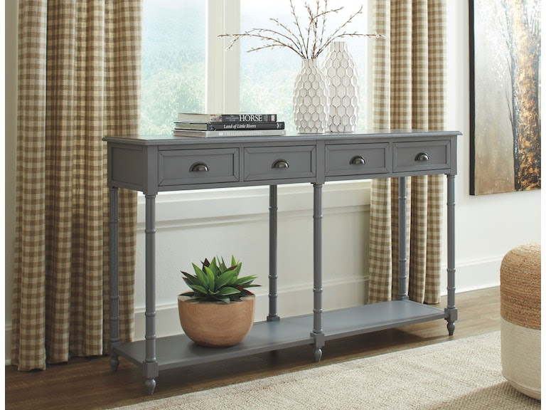Signature Design By Ashley Living Room Console Sofa Table A4000188