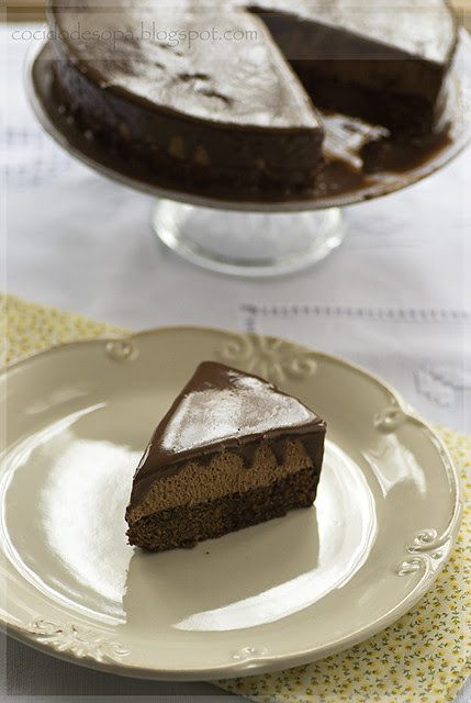 Tarta mousse chocolate_café_baileys_2