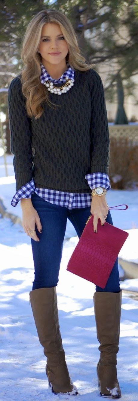 Classic Winter Layers