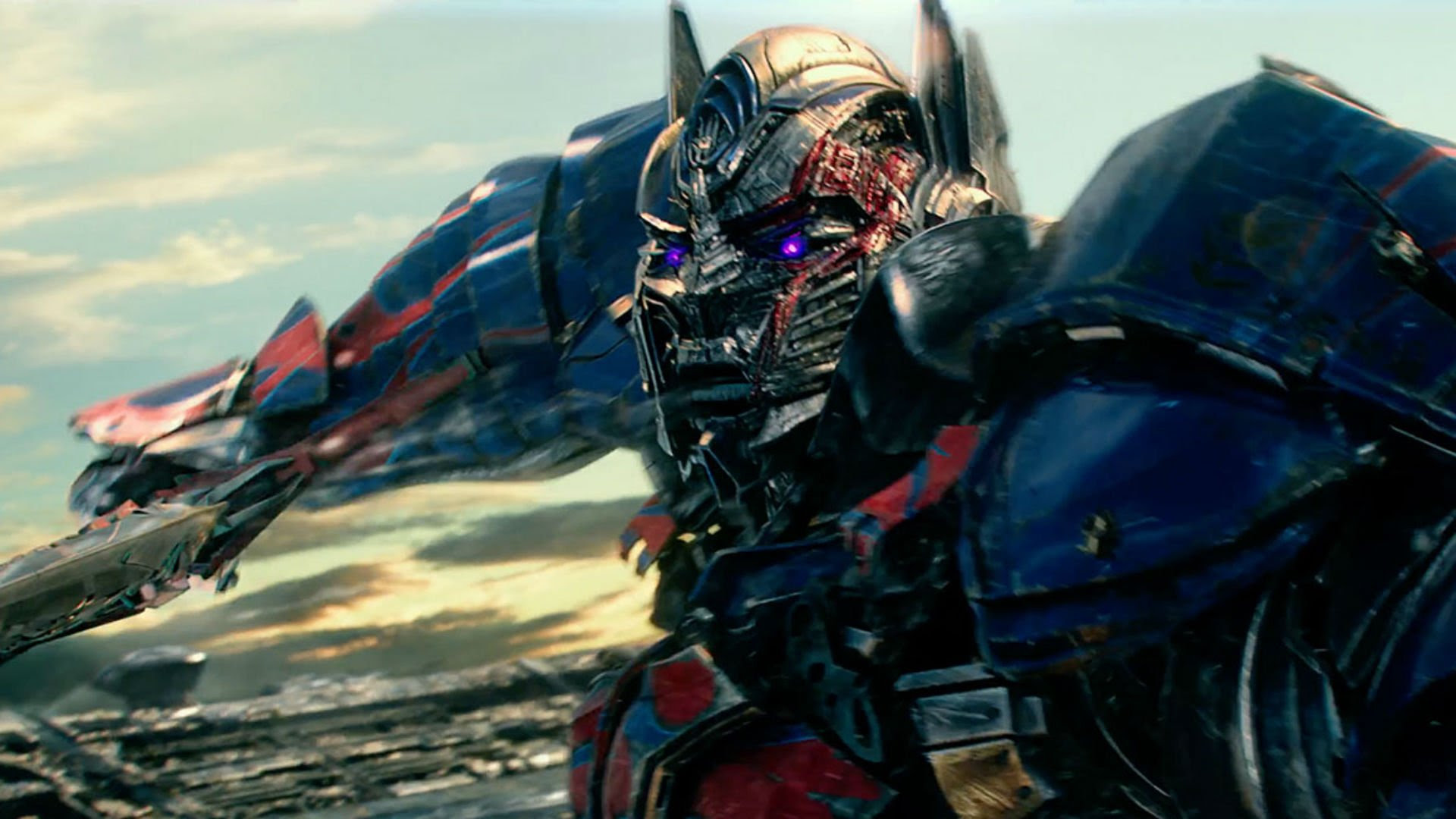 China's probably going to save the Transformers franchise...again screenshot