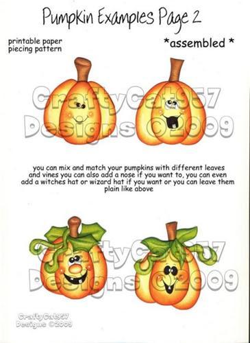 pumpkin examplesjpg 8252009 More Images