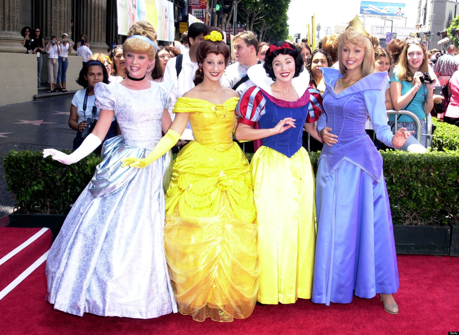 What The Disney Princesses Would Be Like In College | HuffPost