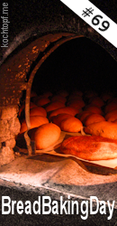 Bread Baking Day #69 - Regionale Brote / Local breads (last day of submission Juny 1st, 2014)