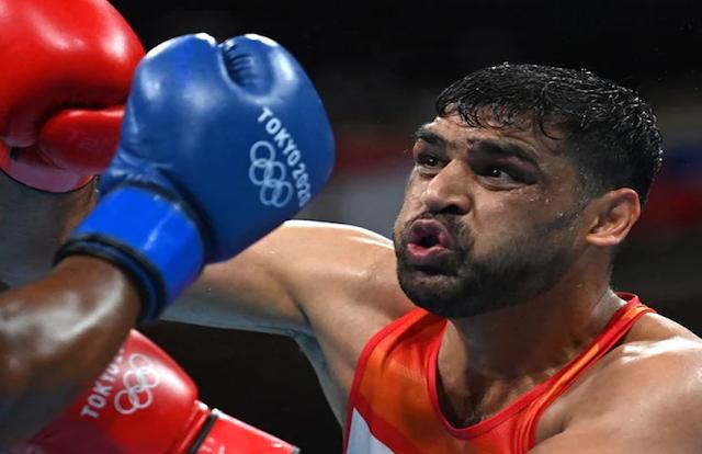 Tokyo Olympics 2020: बॉक्सिंग में भारत को एक और झटका, सतीश कुमार को क्वार्टर फाइनल में मिली हार