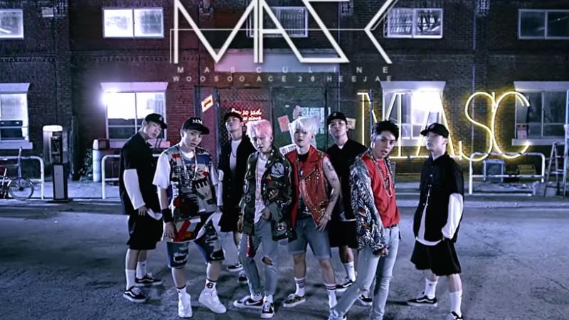 "MASC libera MV para su debut con ""Strange"""