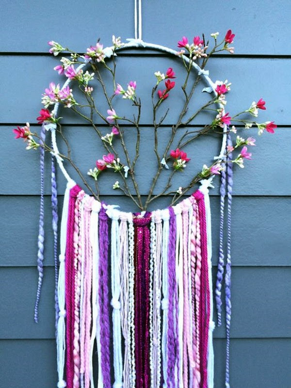 DIY Dream Catcher Ideas For Decoraion (18)